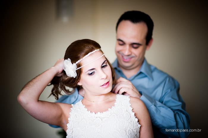 Fotografia de Casamento - Noivos