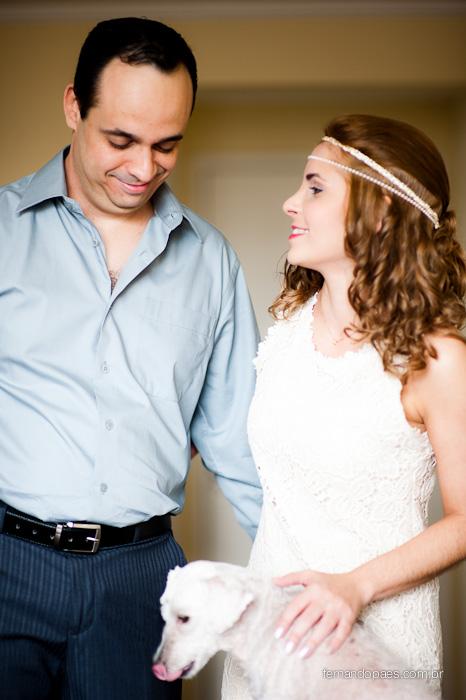 Noivos nas Fotos - Casamento - São Paulo