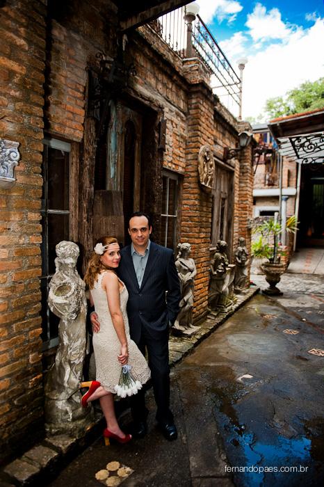 Sessão de Fotos de Casamento - Serra da Cantareira