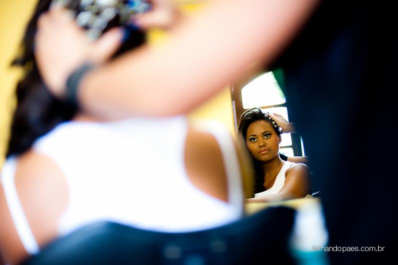 Noiva na Maquiagem