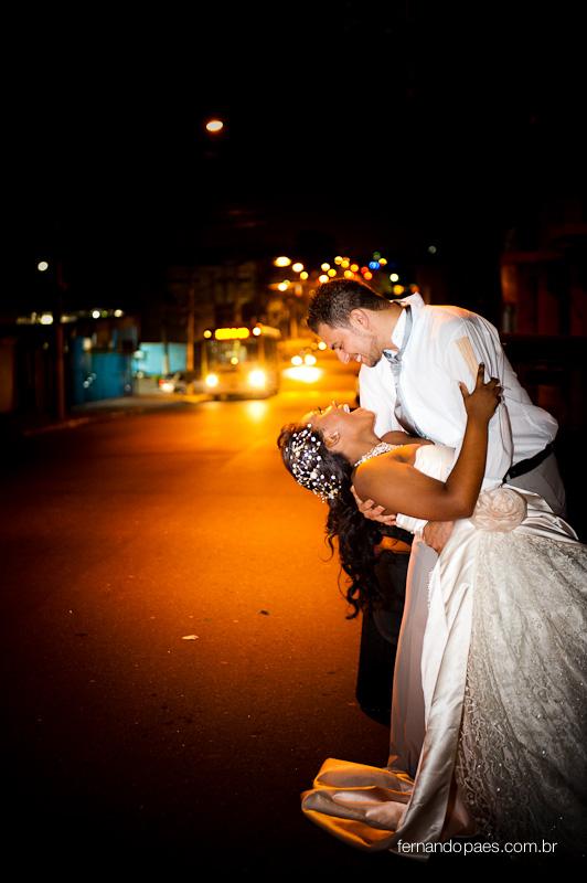 Fotos de Casamento - Noivos