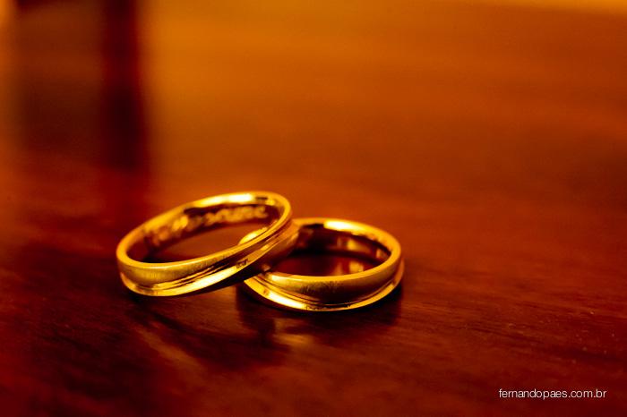 Alianças de Casamento Fotos