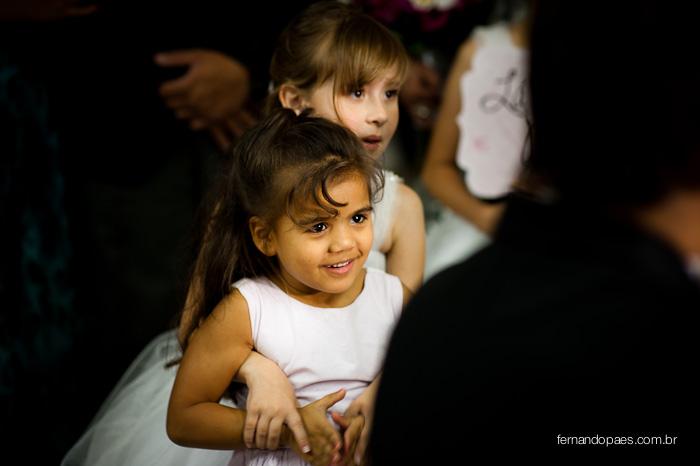 Damas de Honra no Casamento