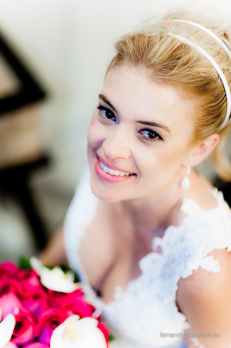 Fotos de Noivas no Casamento
