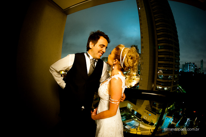 Fotografia de Casamento - Blue Tree Tower