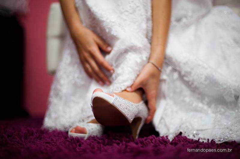 Sapato da Noiva - Casamento