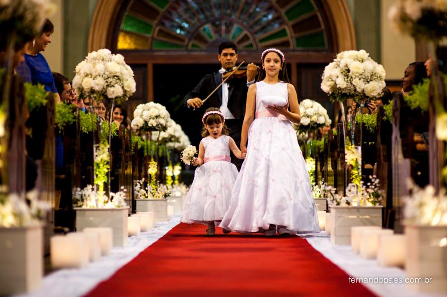 Dia de Casamento - Regina Mundi