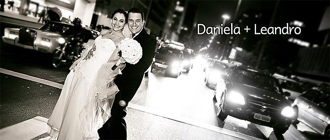Daniela e Leandro - Fotografia de Casamento - Fernando Paes