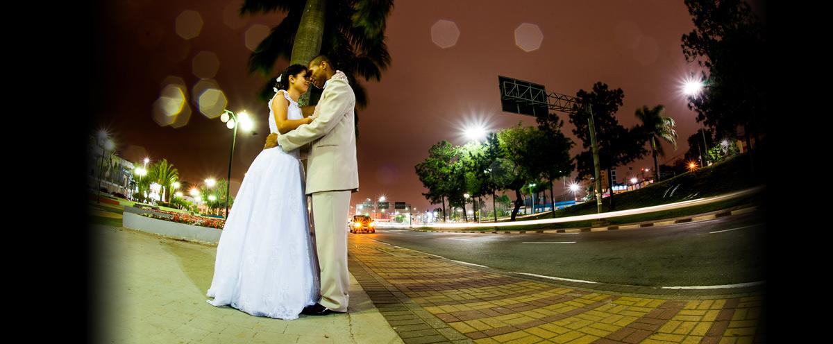 Fotografia de Casamento de Rafael e Camila - Salão do Reino