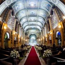 Catedral Nossa Senhora do Carmo + Buffet Cook Hall – Fotos Caroline & Anderson
