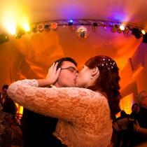 Fotos do Casamento no Espaço Morena e Avenida Paulista - Michelle e Victor