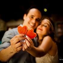 Fotos de Casamento em São Paulo no Restaurante O Velhão na Serra da Cantareira