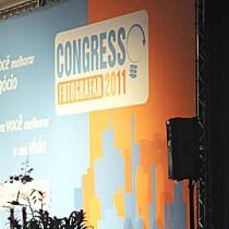 Marcelo Bruno no Congresso Fotografar 2011 - Dia 01
